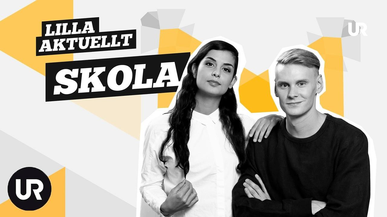 LILLA AKTUELLT SKOLA TECKENSPRÅK