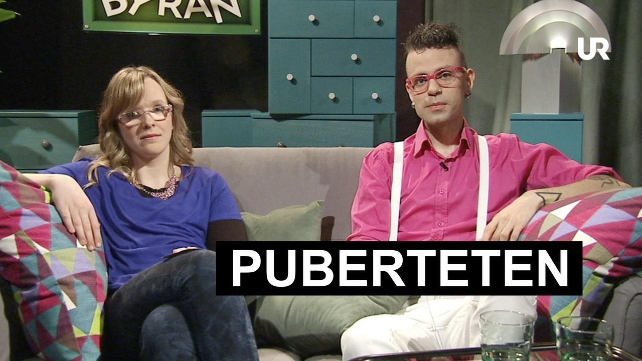 puberteten sexuell utbildning i